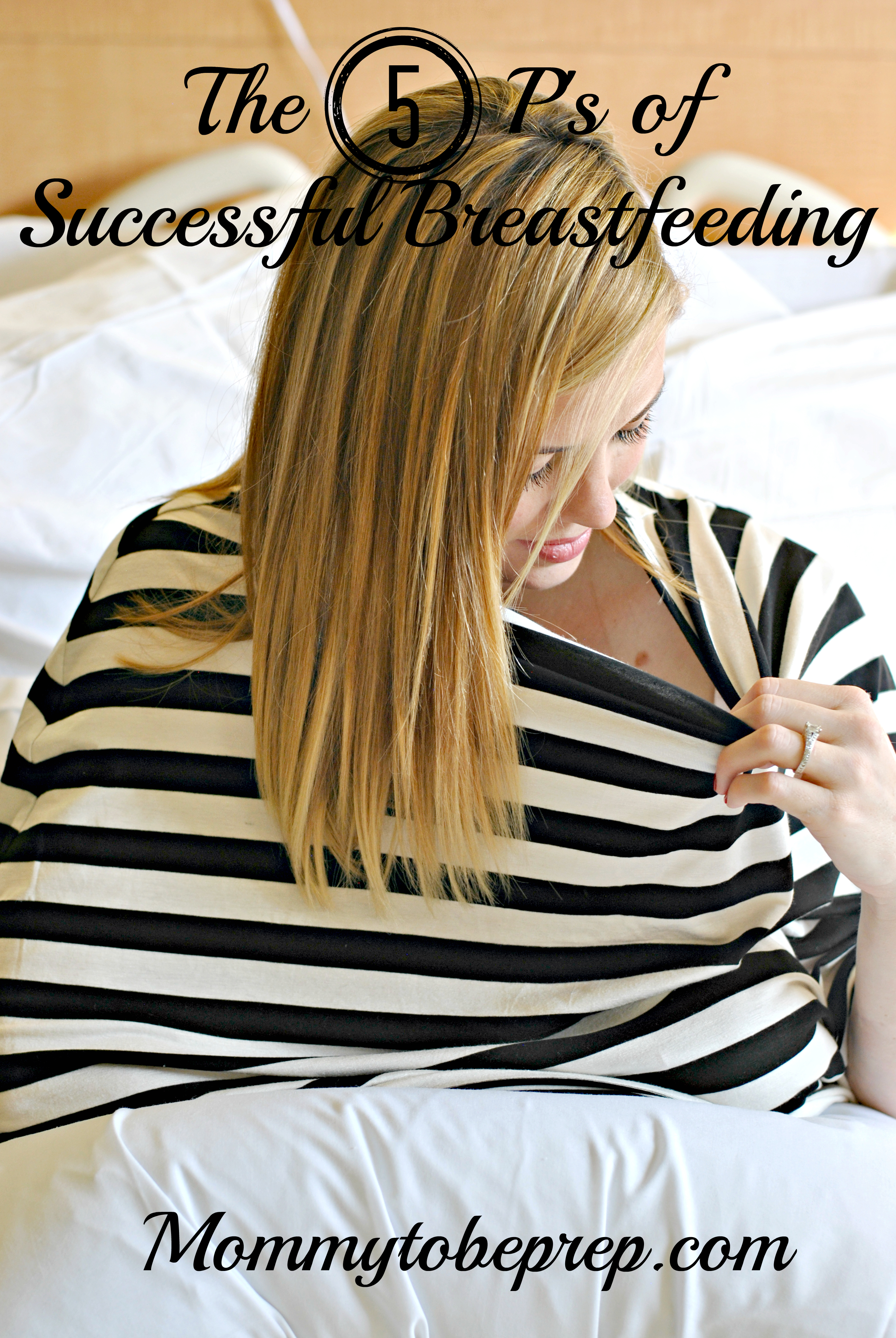 The 5 Ps of Successful Breastfeeding